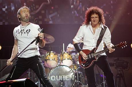 Queen - Paul Rodgers, Roger Taylor, Brian May