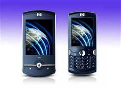 HP iPAQ Data a Voice Messenger
