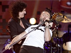 Queen + Paul Rodgers - European Tour 2008