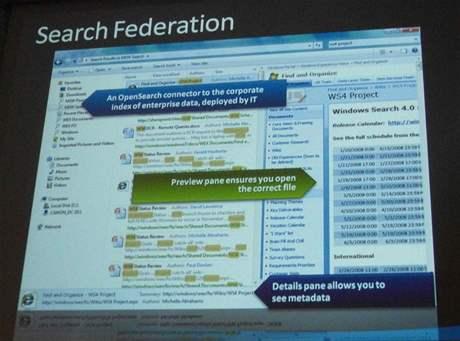 Windows 7 - Jaké informace nabízí na první pohled výsledek hledání ... 86cce95304