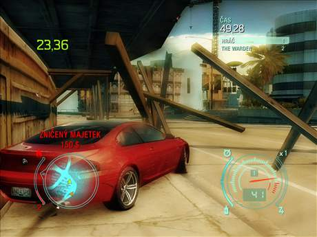 Need for Speed: Undercover (PC)