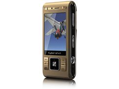 Sony Ericsson C905 Copper Gold
