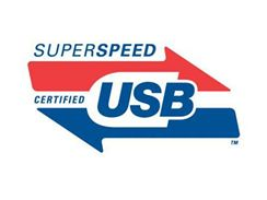 Logo USB 3.0 SuperSpeed