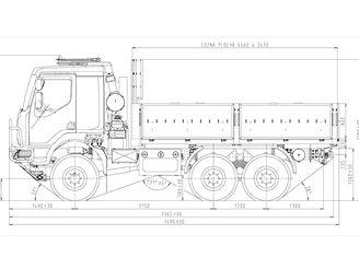 Podivejte Se Na Vyrobu A Testovani Vojenske Tatry 810 Nastupce