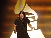 Nominace na Grammy - Dave Grohl z Foo Fighters