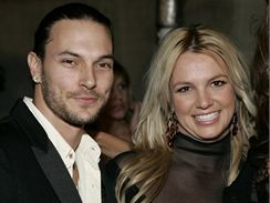 Britney Spears a Kevin Federline