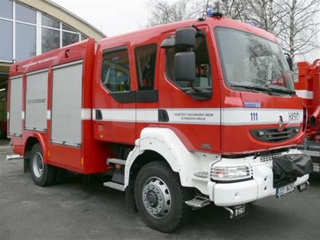 hasiči znojmo