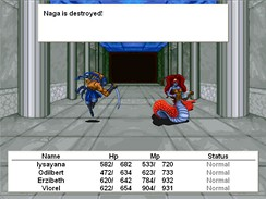 HeroineIysayana_screenshot02