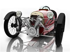Morgan SuperSport Junior pedal car