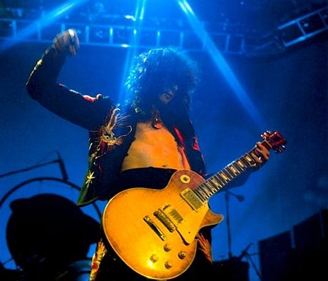Led Zeppelin - Jimmy Page