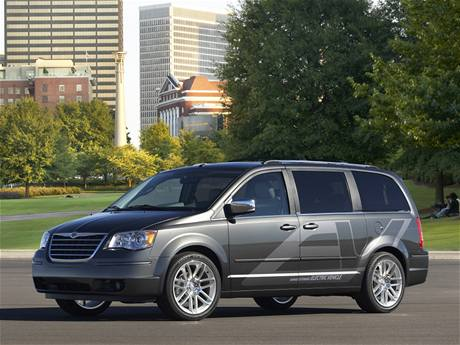 Chrysler Town&Country EV