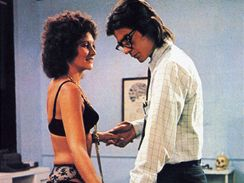 Linda Lovelace a Harry Reems, ústřední dvojice Deep Throat