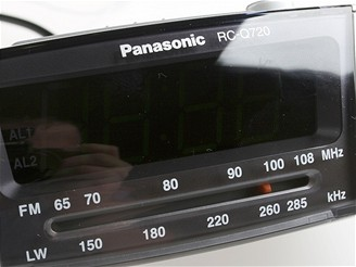 Panasonic RC-Q720 _radio