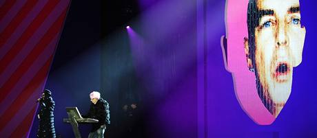 Brit Awards 2009 - Pet Shop Boys