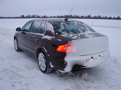 Škoda Superb 4x4