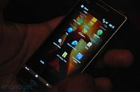 Windows Mobile 6.5 na HTC Touch Diamond2