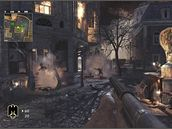 Call of Duty: World at War - mapa Nightfire