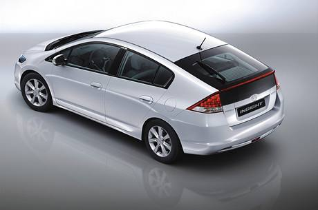 Hybridní Honda Insight
