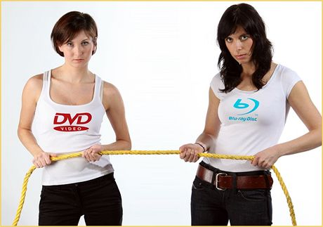 DVD vs. Blu-ray