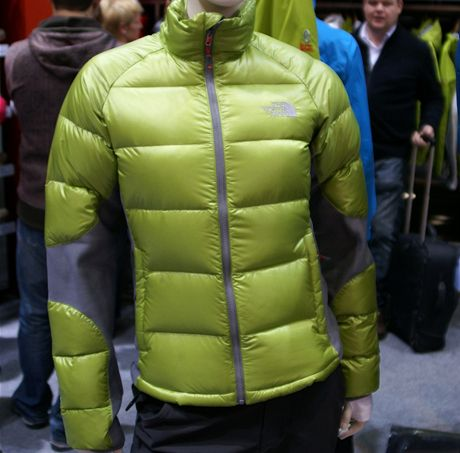 Péřovka The North Face - Crimptastiv Hybrid Jacket
