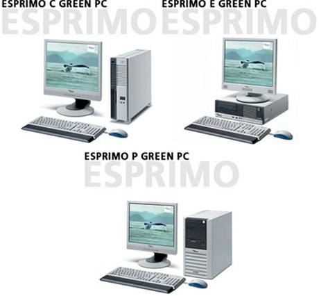 ESPRIMO Green PC