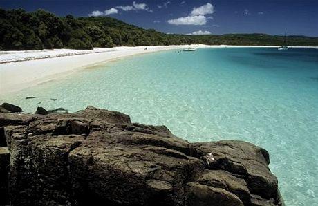 Whitsundays, Whitehaven Beach