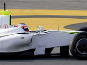 Barrichello, Brawn GP