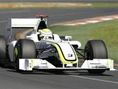 Button, Brawn GP