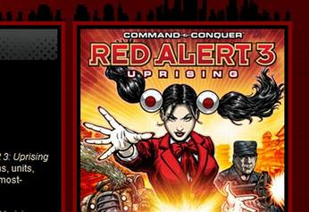 Red Alert 3: Uprising