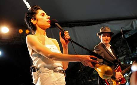 PJ Harvey a John Parish
