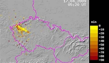 Mapa Mapa Bourek