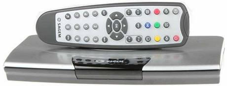 Set-top box Sagem IDT 64