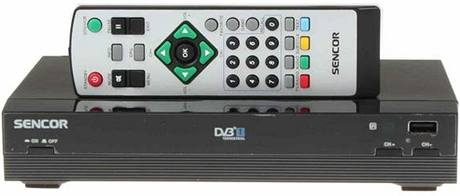 Set-top box Sencor 1010 TU