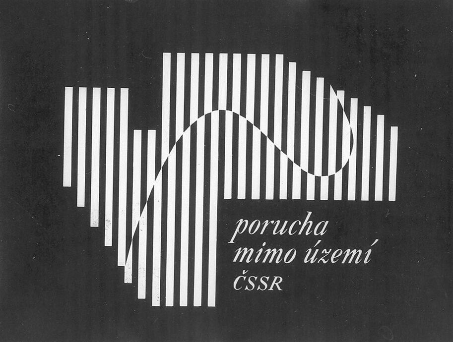 Porucha mimo území ČSSR