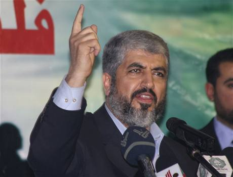 Hamas chief Khaled Mishaal: Hamas is not against the West. We are against those who are against us.