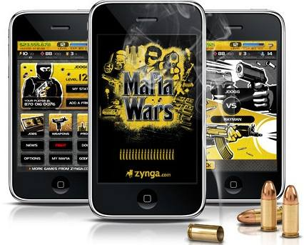 Mafia Wars na iPhone
