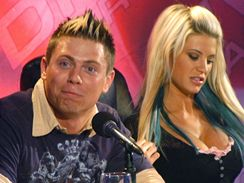 The Miz a wrestlingová diva Ashley Massaro