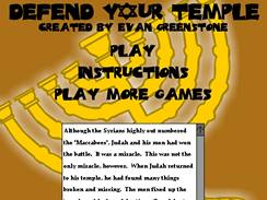Defend Your Temple