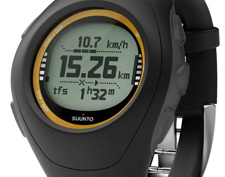 SUUNTO CROSS SPORTS X10 BLACK COPPER