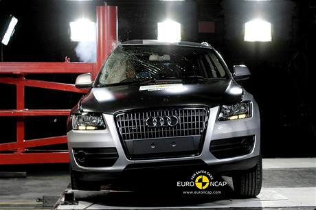 Crash test Audi Q5