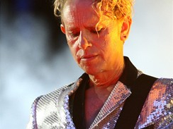 Depeche Mode se vrátili s Tour Of The Universe - Martin Gore
