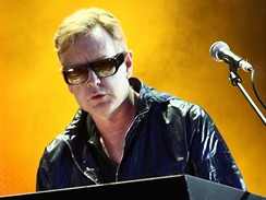 Depeche Mode se vrátili s Tour Of The Universe - Andy Fletcher - Lipsko, 8....
