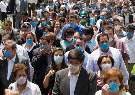 příznaky chřipky