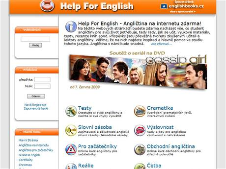 Help for English