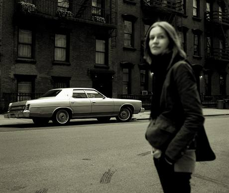 Michaela, Greenwich Village, New York, U.S.A. 2008