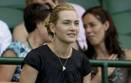 Kate Winslet ve Wimbledonu