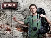 foto: Tomáš Poláček, MF DNES - Reportér MF DNES Tomáš Poláček vyjíždí na téměř měsíční cestu stopem po Kavkazu