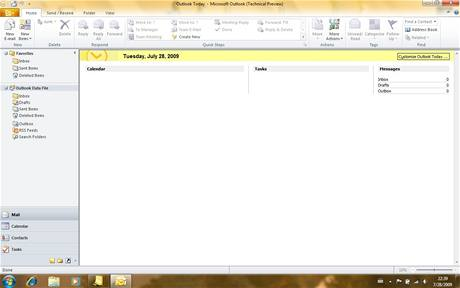 Office 2010 - Outlook