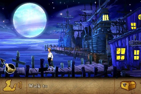 The Secret of Monkey Island: Special Edition na iPhone