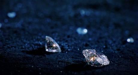 Vědci objevili pod zemí biliardy tun diamantů, ale nedostaneme se k nim
